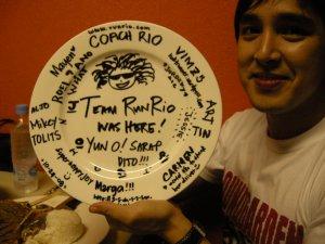 Gelo, our dear honorary tigbak member