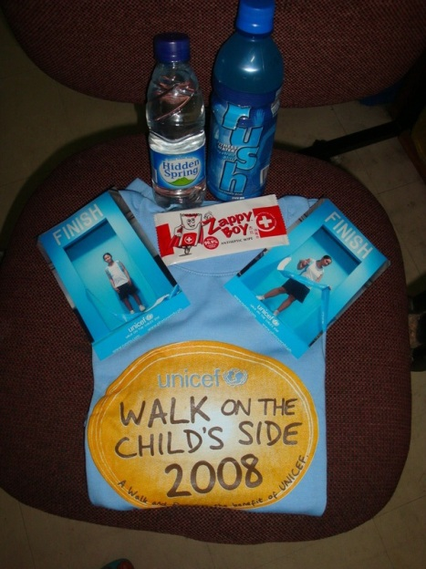 UNICEF Freebies all!