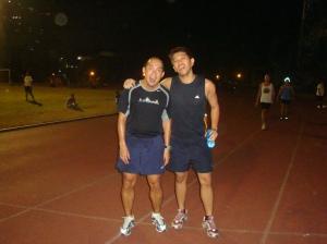 mark and wilbert nangungulit na rin!