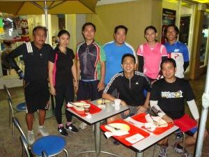 meeting the Manila Riders at Macapagal