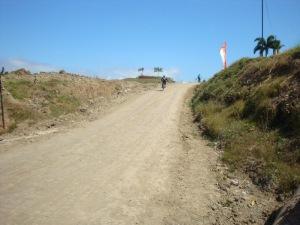 pa-exit na sa trail