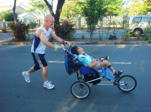 Inspiring! They took on the 15k just like a walk in the park!