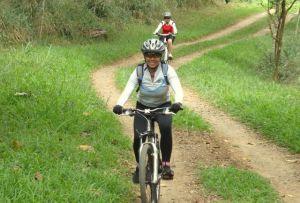 palabas na ng trail, done na kaya all smiles na!