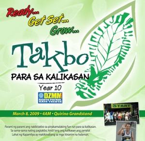 Takbo Para Sa Kalikasan Year 10