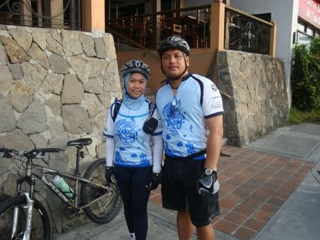 me and pol at Tiendesitas