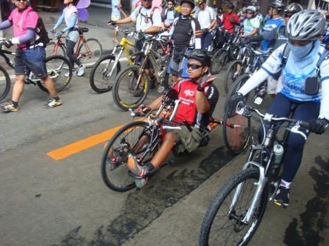 oh, basta bike puede!