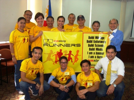 iam ninoy runners movement members