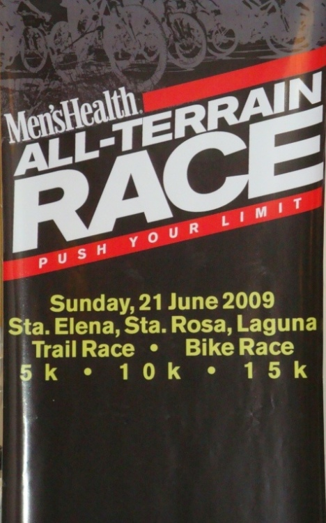 Men's Health All-Terrain Race