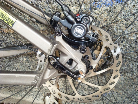 The Tektro Auriga Pro Disc Brake