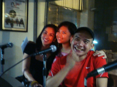 jaymie, marga and jay