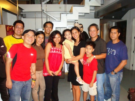 Group Shot - Bob, Jay, me, JunC, Marga, Nia, Jaymie, Anton, Miguel and Art