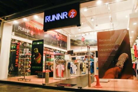 The RUNNR Store