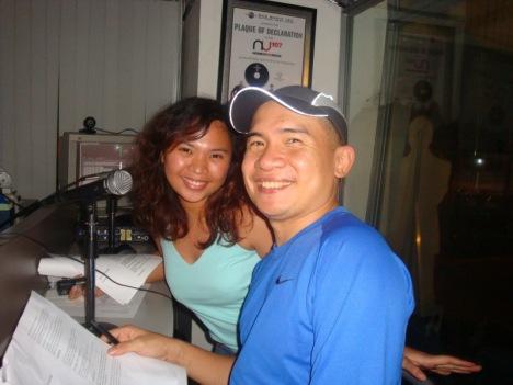 marga and jay after finishing episode 5