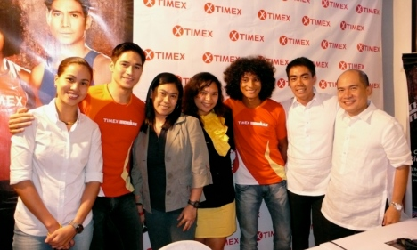 jaymie, piolo, me, marga, coach rio, raymund and jay... of course we would let this chance pass!