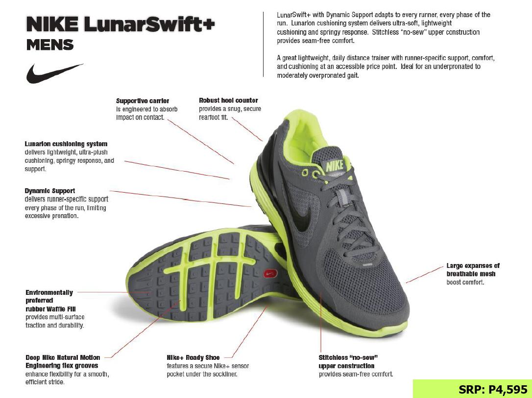 best sneakers 3a508 50529 nike lunar glide+ 2 for women   Kulit on the Run