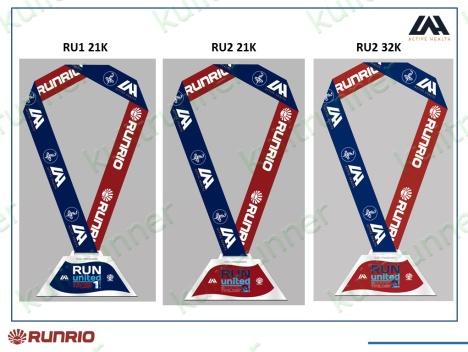 ru series medals - kulit