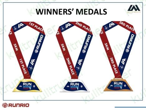 winners medals - kulit