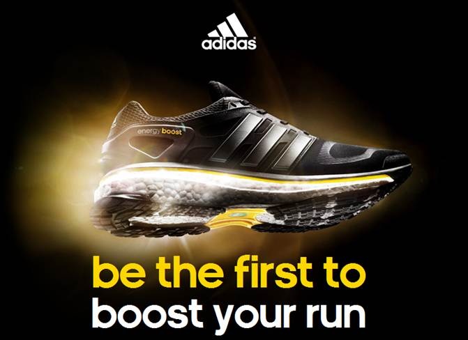 adidas boost your run