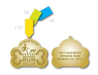 Doggie-Run-2013_Finisher-Medals