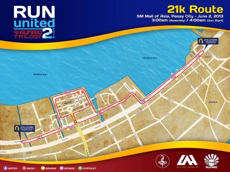 RU2 2013 Race Route 21k