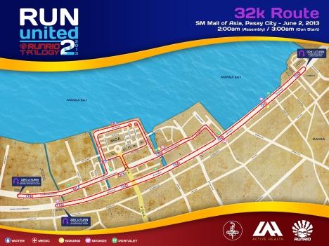RU2 2013 Race Route 32k