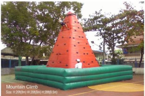 moutain climb