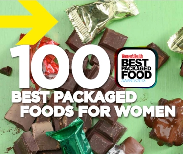 100 Best Packaged Foods