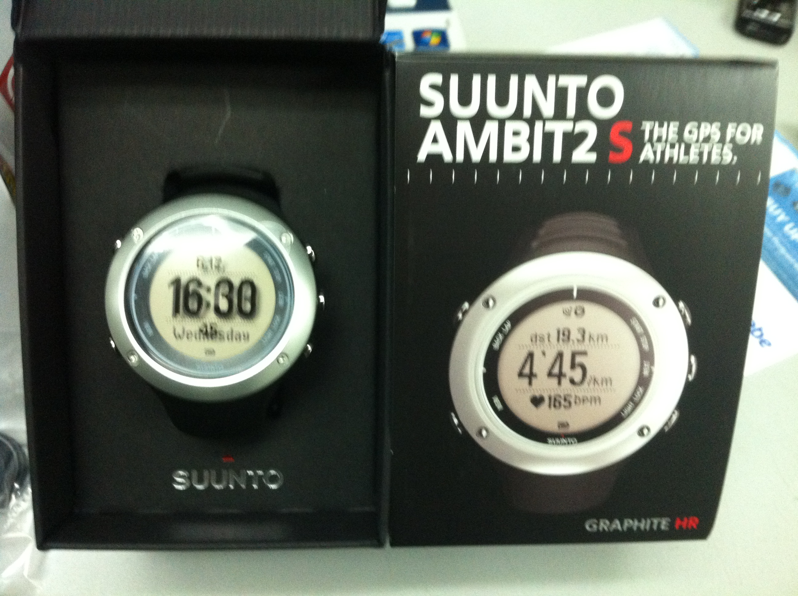 how to reset suunto ambit2 watch