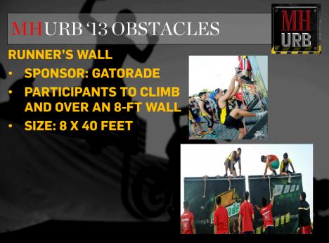 1runner's wall