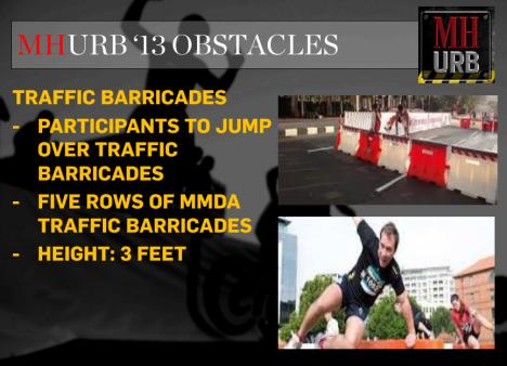 6traffic barricades