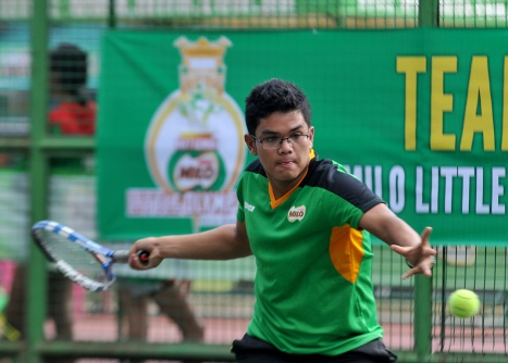 MILO announced that the MILO Little Olympics, the country's longest-running interschool youth sports competition, is launching its 26th season