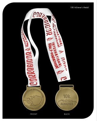 CIHM 10K Finisher's Medal