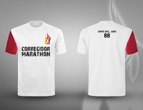 CM RACE SHIRT white 4threv