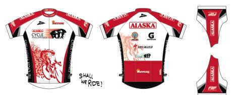 Alaska Cycle Challenge Jersey