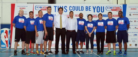 Jr. NBA Jr. WNBA Coaching Staff
