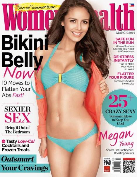 Megan Young - March 2014