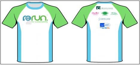 rerun race shirt