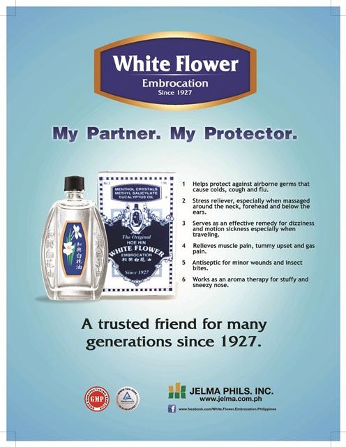 White flower embrocation kulit on the run white flower run 2014 mightylinksfo