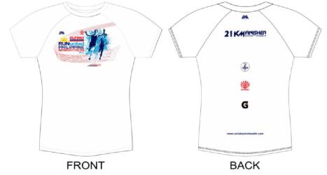 21km shirt