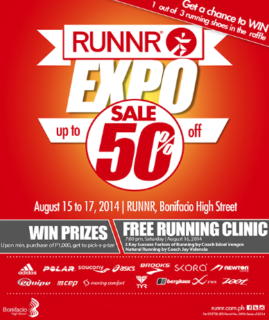runnr expo
