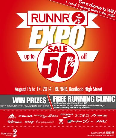 runnr expo