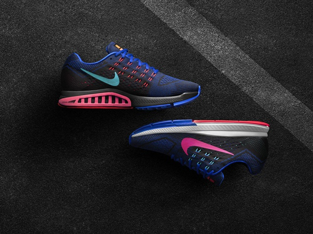 PRESS RELEASE: THE NEW NIKE AIR ZOOM STRUCTURE 18 Kulit on  Kulit on