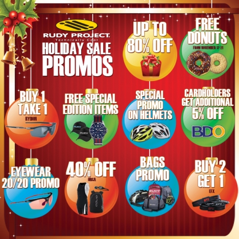 Holiday Sale Promos