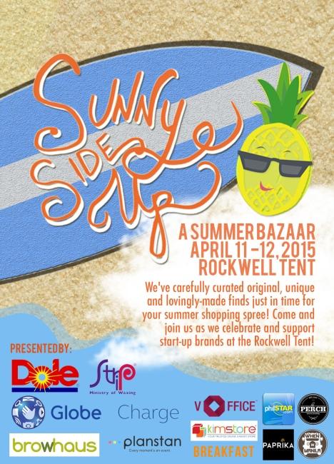 SSU Bazaar Poster
