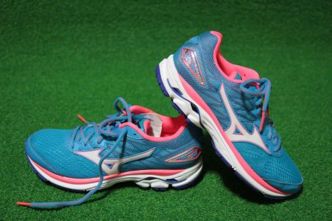 thank you so much Mizuno for my very own pair, I love it!