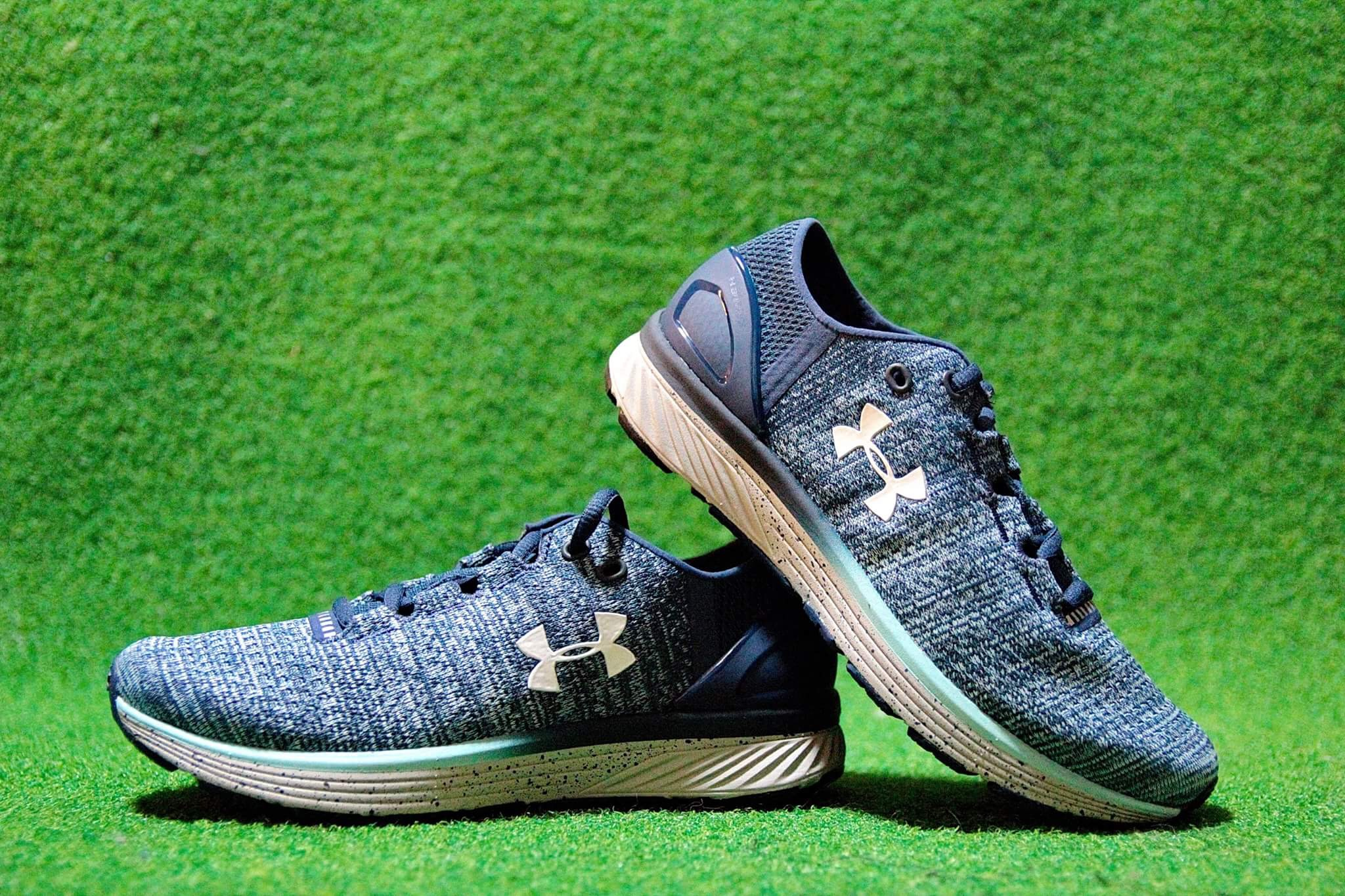 premium selection caf01 929a6 Under Armour's Charged BANDIT 3 – My Initial Impression ...
