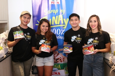 Ronan Domingo,Baninay Bautista, Deegee Razon, Melissa Gohing